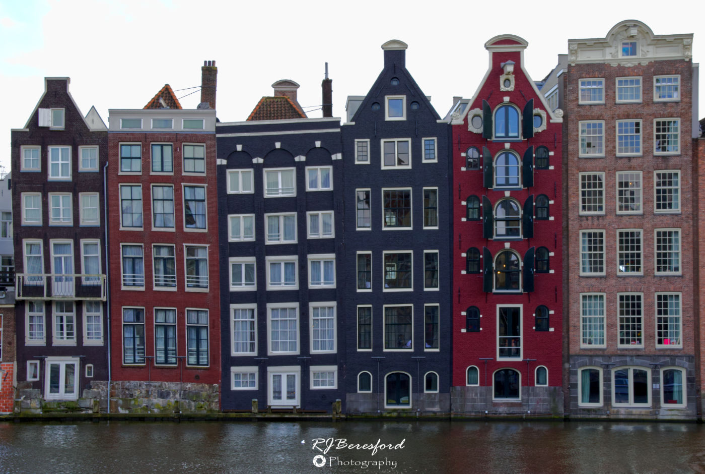 Crooked Houses, Amsterdam
