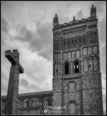 Durham Cathedral & St Cuthberts Cross