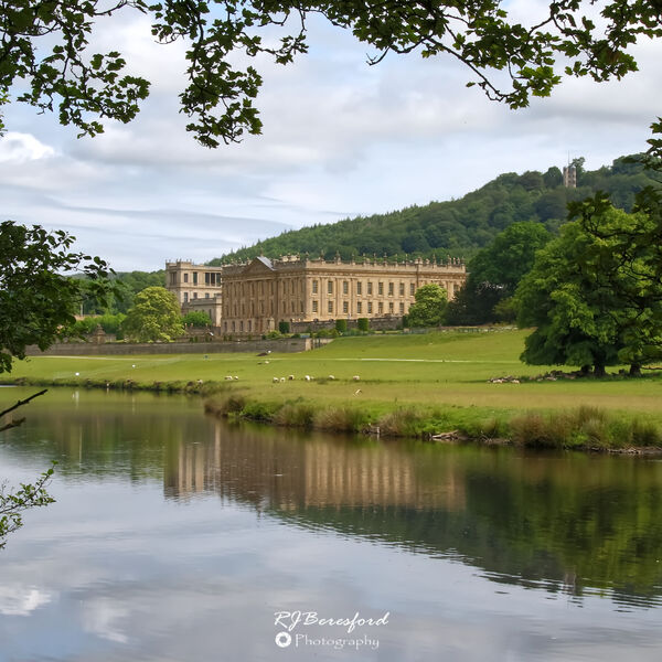 Framing Chatsworth