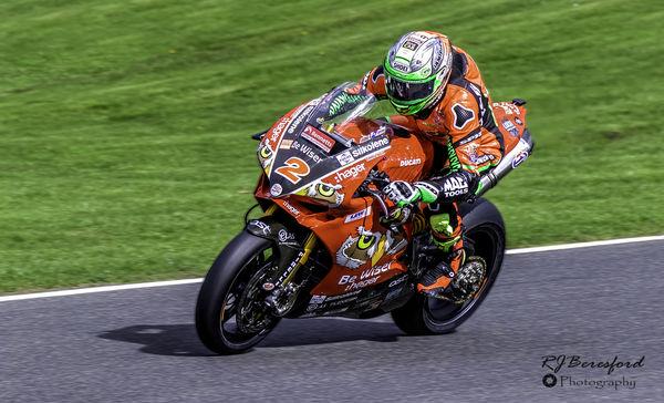 Glenn Irwin Be Wiser Ducati