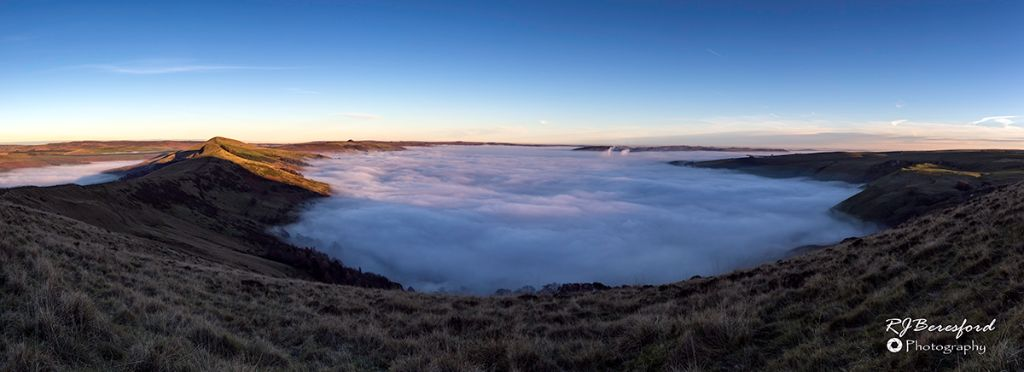 Great Ridge Inversion Panoramic