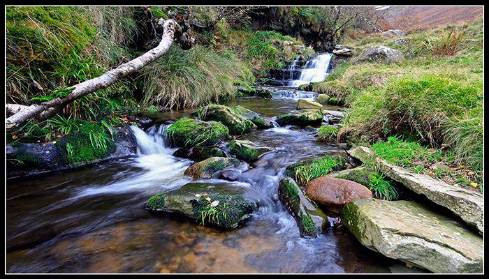 Grindsbrook Falls