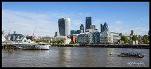 HMS Belfast, The Walkie Talkie & The Gerkin