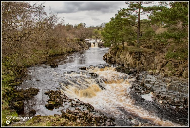 Low Force & the River Tees