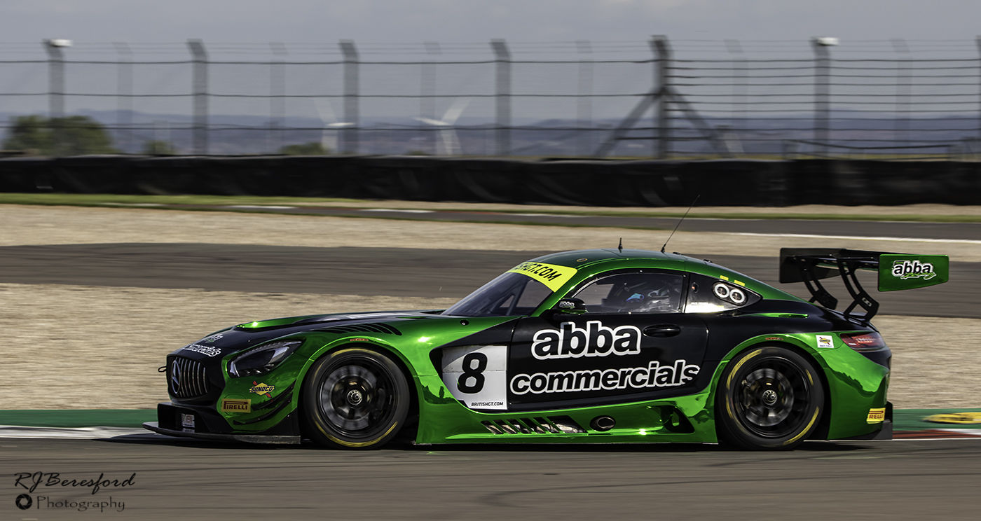 Team Abba Racing Mercedes-AMG GT3