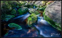 Middle Black Clough Falls