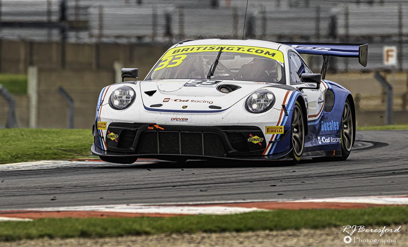 G-Cat racing Porsche 911 GT3 R