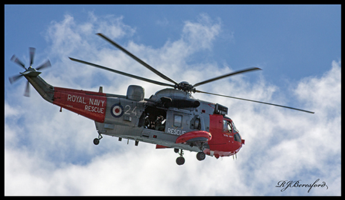 Royal Navy Rescue