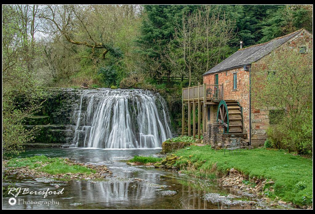 Rutter Falls, Appleby-in-Westmorland, Cumbria