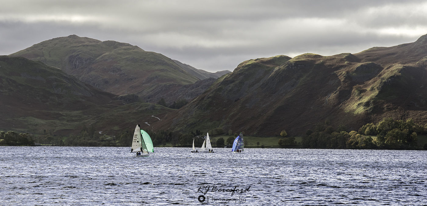 Sailing in the Shadow of the Fells