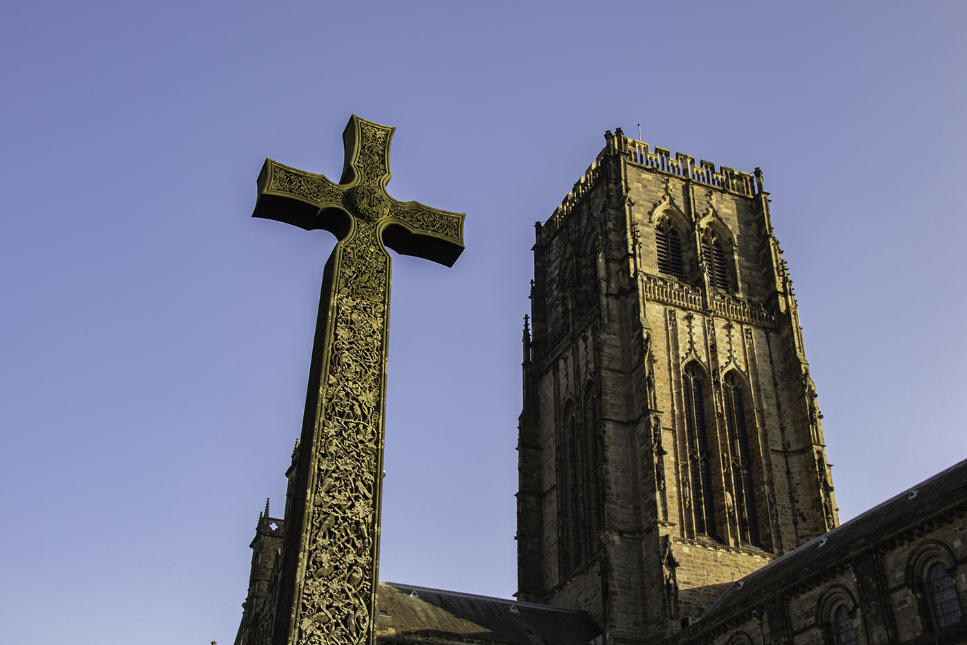 The Cathedral and the Cross