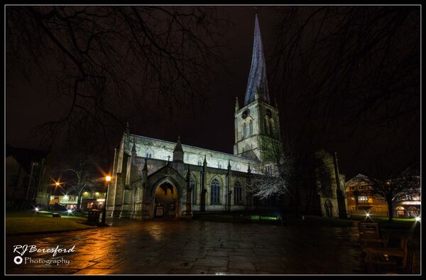 The Crooked Spire