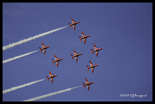 The Red Arrows 3