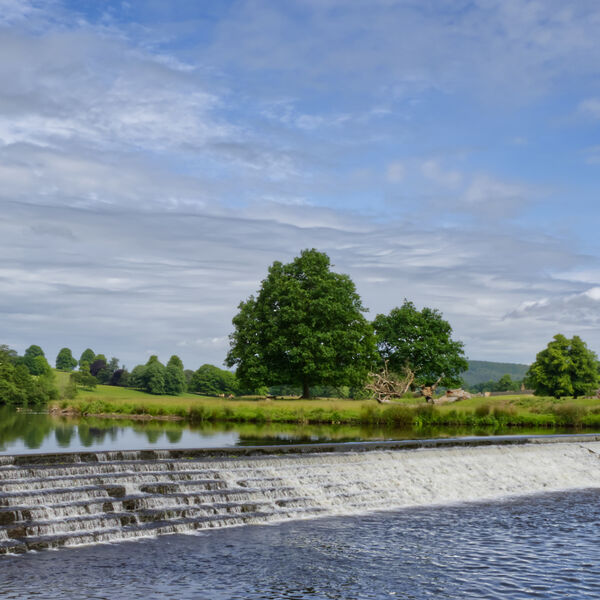 The Weir at Chatsworth