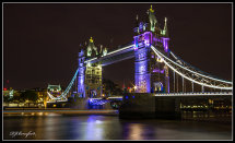 Tower Bridge & the Riverboat Express