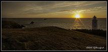 Trevose Head Sunset