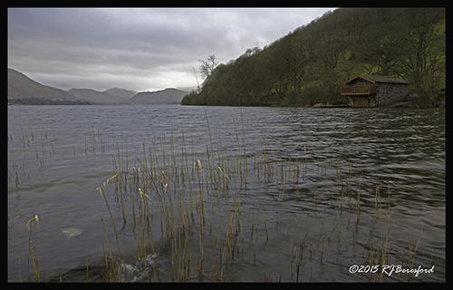 Ullswater and the Duke of Portland Boathouse