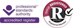 BACP Register Logo
