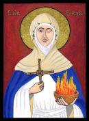 Saint Brigit
