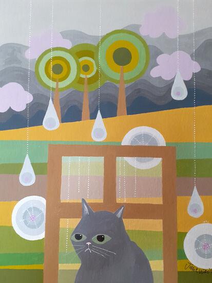 I Hate The Rain !