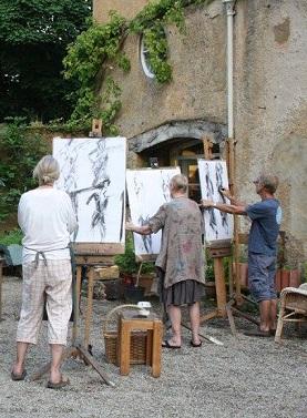 Artists Outside