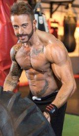 Fitness Model Ry Williams