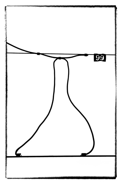 OHNE TITEL [STROMWEGE #1-1]
