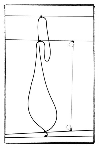 OHNE TITEL [STROMWEGE #1-9]