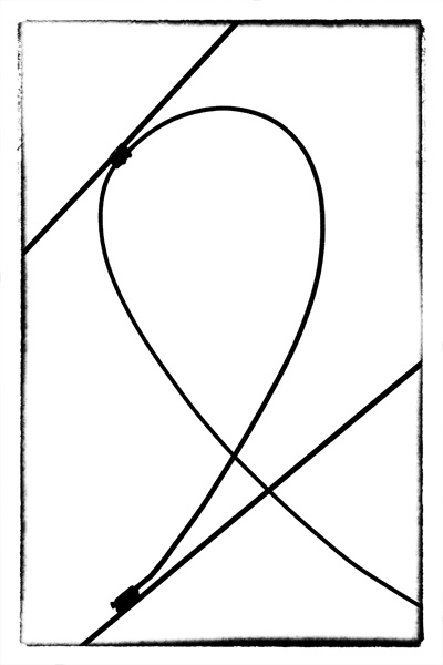 OHNE TITEL [STROMWEGE #1-7]