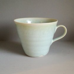 Small tea aqua 10cm diameter £25 incl uk p&p