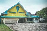 Dayak styled townhouse, Banjarmasin