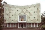 Former KNV Symposium Hall, 1955 now ITB hall, Bandung
