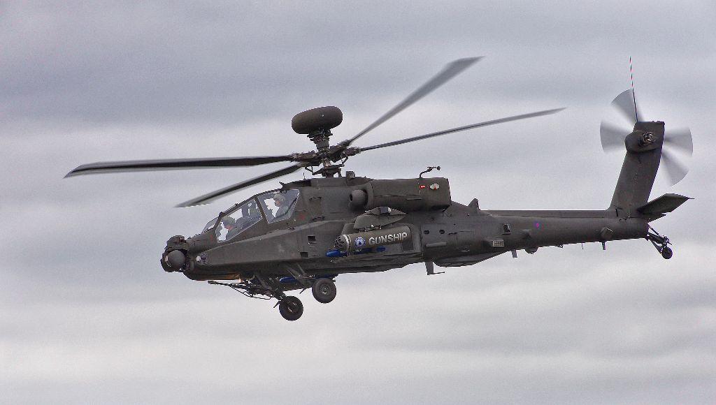 Boeing AH64 Apache