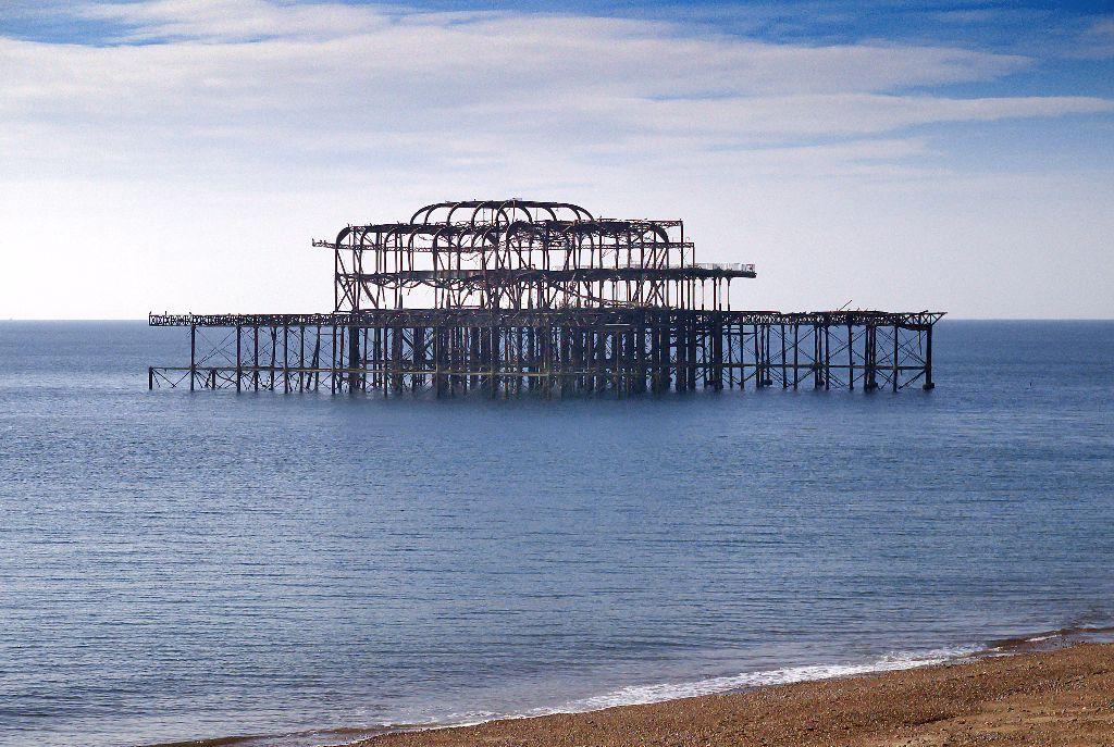 Brighton Pier Oct 2015