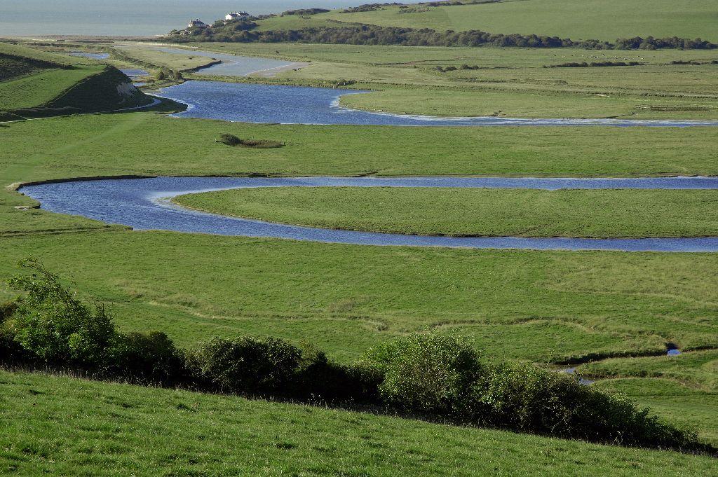 Cuckmere River, Sussex