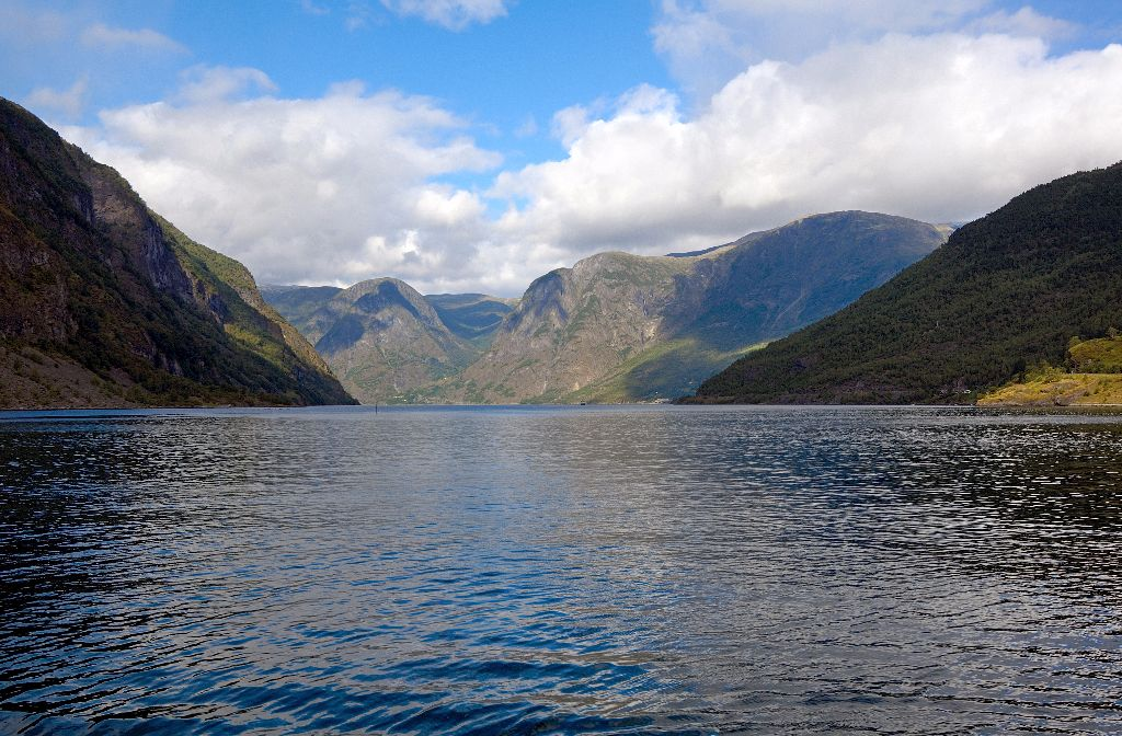 Fjord from Flam
