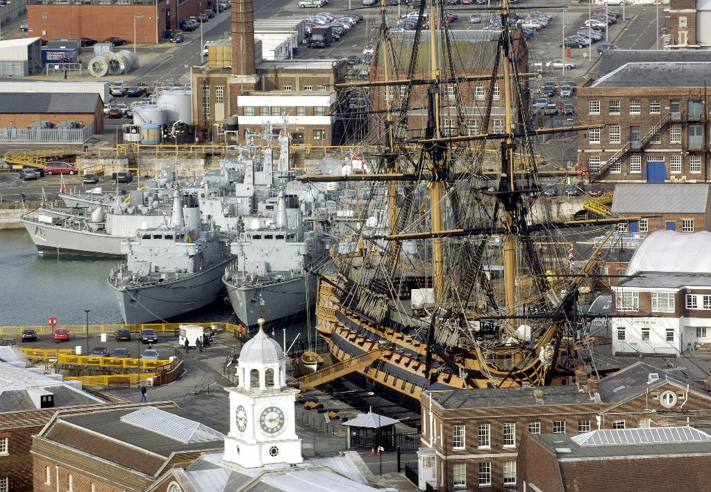 HMS Victory 2