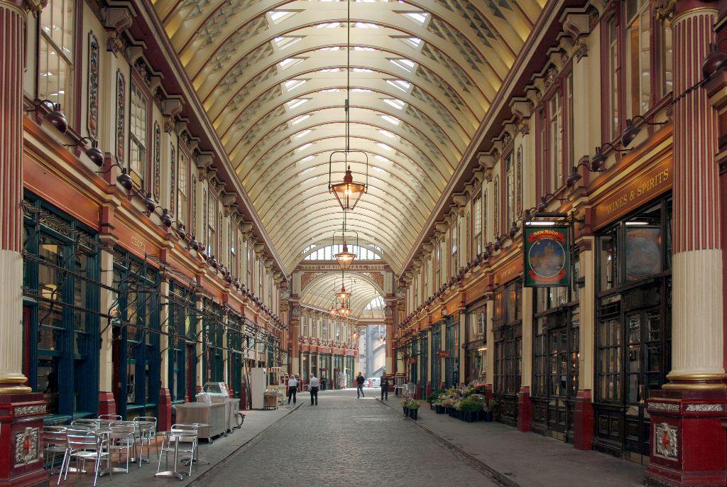 Leadenhall Market - City of London
