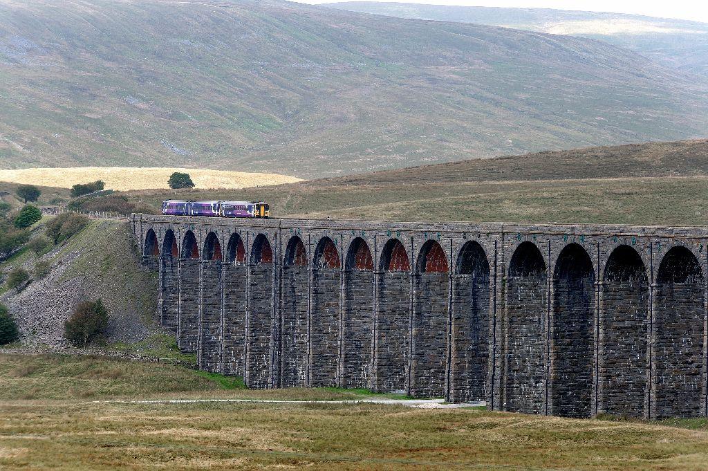 Ribble Head Viaduct,North Yorkshire