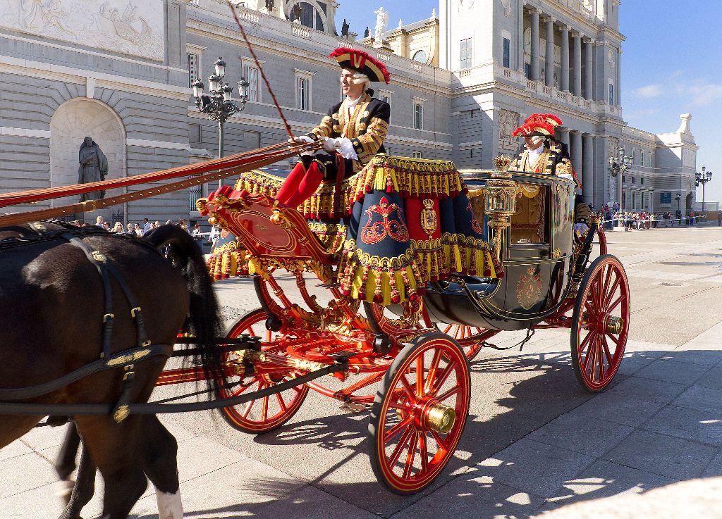 Royal Coach, Madrtid, Spain