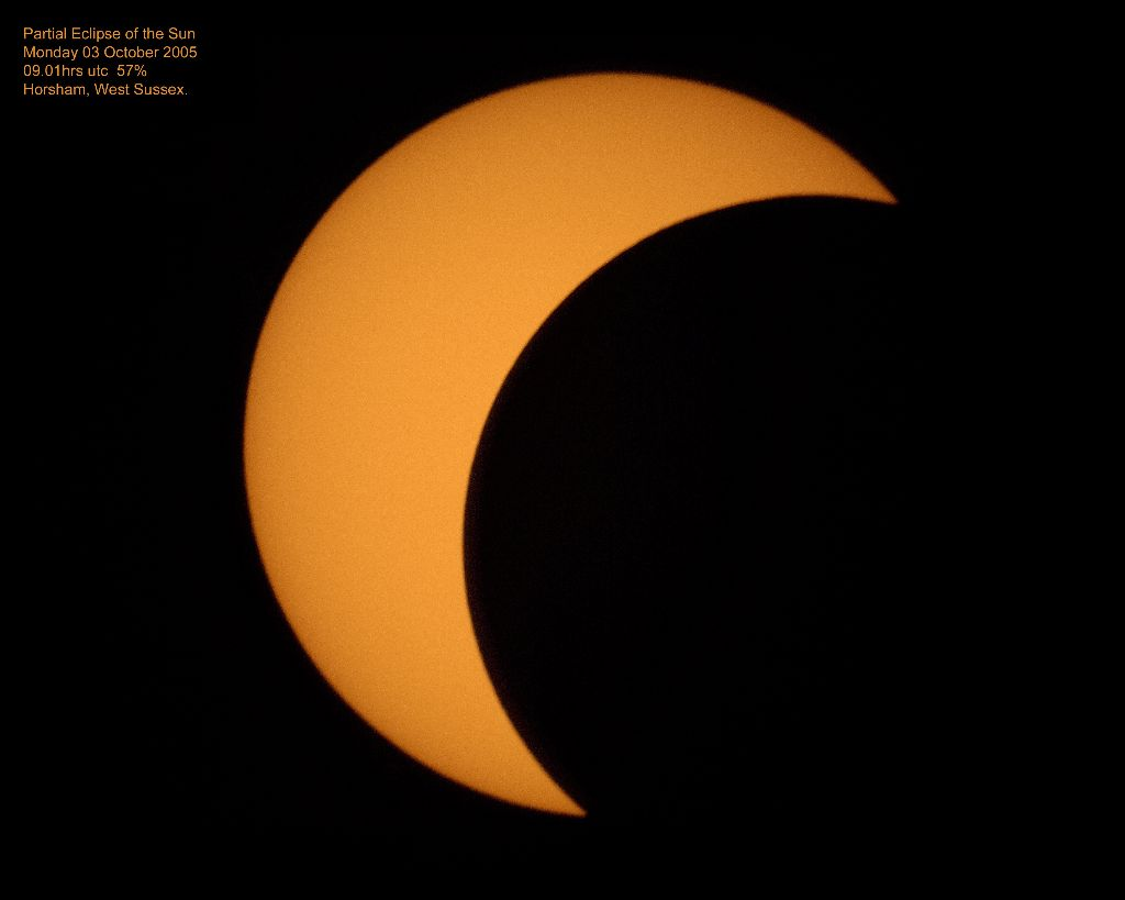 Solar Eclipse 1
