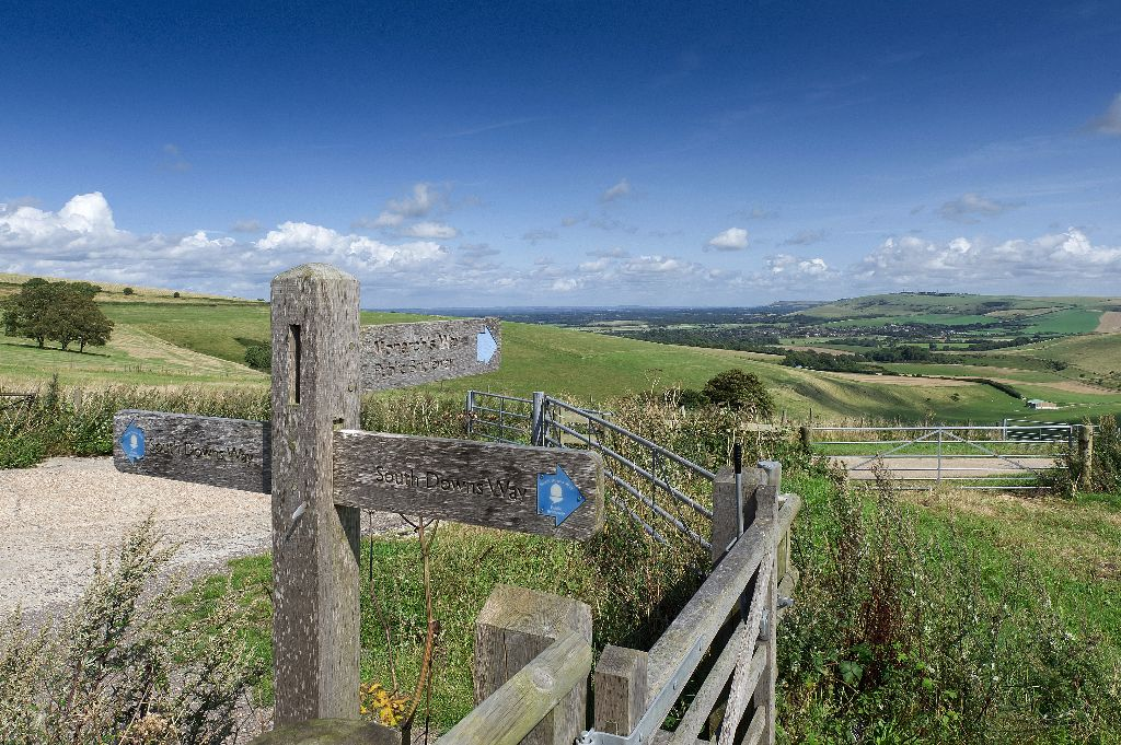 South Downs Way, West Sussex