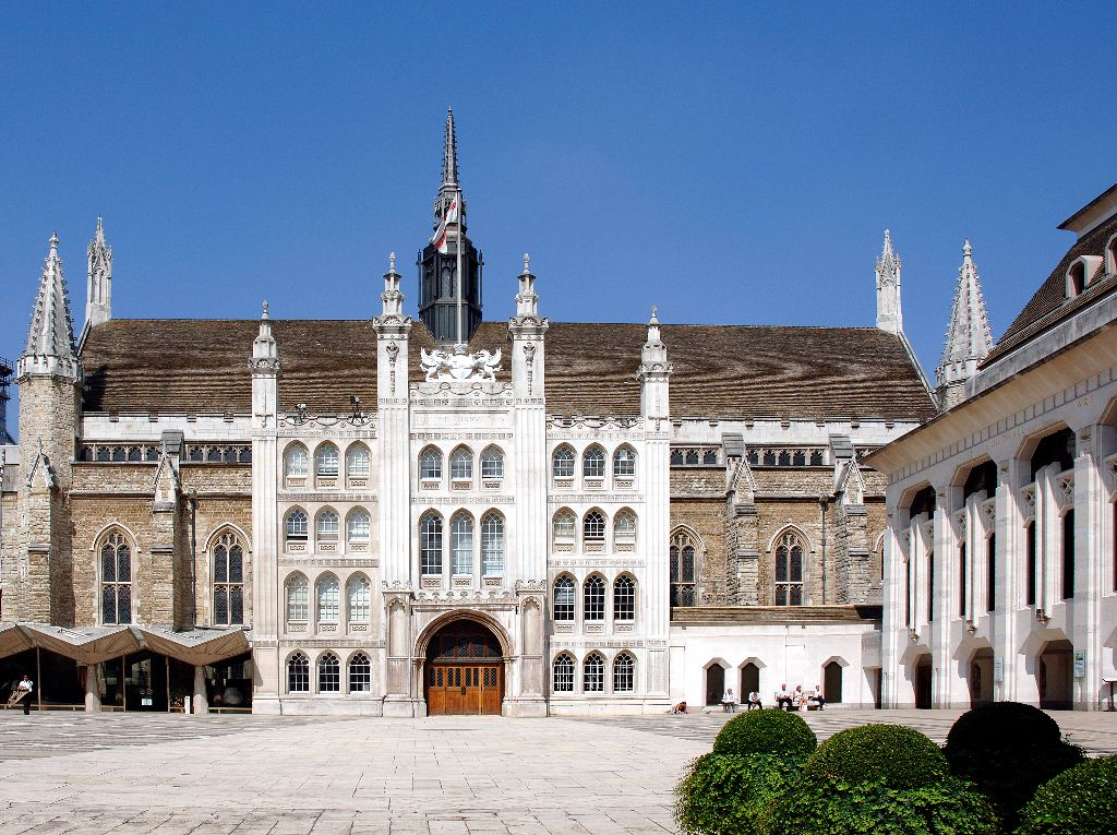The Guildhall - City of London 2