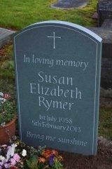 Headstone in Cumbrian Green Slate