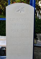 Headstone in Portland Stone