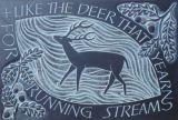 Like the Deer. Welsh Slate 2011