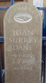 Surrey Dane Memorial