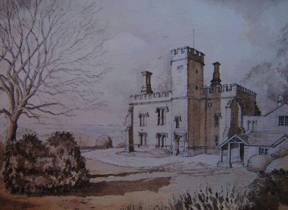 Affeton Castle  Devon