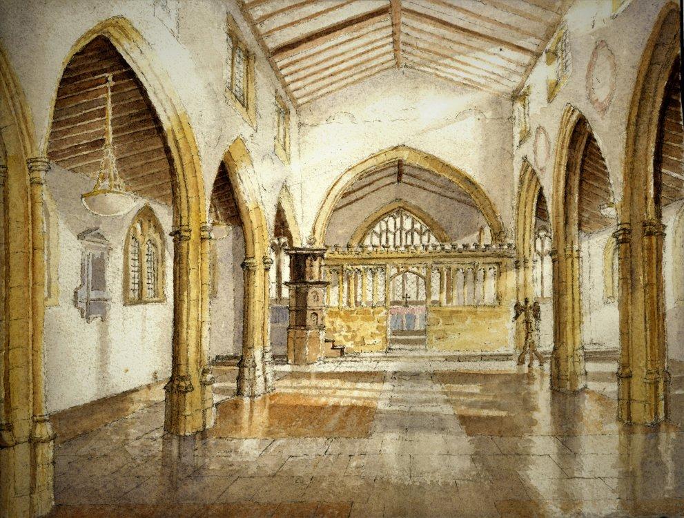 St Mary's Cerne Abbas