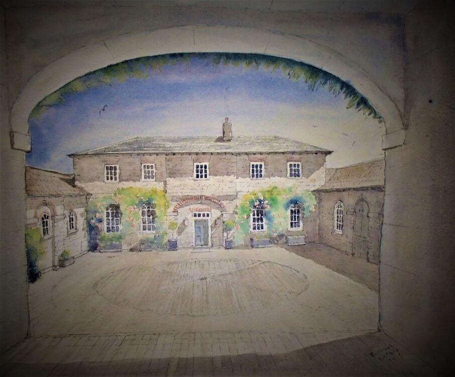 The Dairy House Ugbrooke II